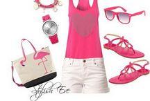 Spring & Summer Fashion 2014 / Spring & Summer Fashion