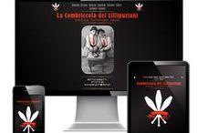 Graphic Design Portfolio   LaCatrina.it / Graphic Design, logo, flyers, posters, brand identity illustration Portfolio