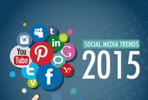 Social Media / Social media tips and news. #socialmedia / by Patrick Osinski