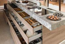 Dream Kitchen / Amazing kitchen designs!