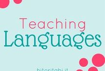 Teaching languages / Teaching languages | Language teacher | Language learning | Learn a language | #languagelearning #language #languages #languageteacher