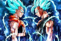 Dragon Ball / Best anime show I ever seen in my whole life (massive Vegeta fan)