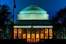MIT Campus / Take a walk around campus. Here are a few ideas of sites to see.