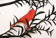 Whitepaperbird.com / Paperart made by whitepaperbird - Anjolieke Dertien
