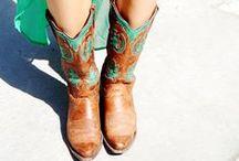 cowboy boots/country/boho