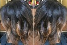 All About Hair / by Erica Richards