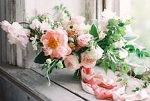 BEAUTIFUL BLOOMS ♡ / Flowers that we adore for all kinds of wedding (and life!) inspiration ♡