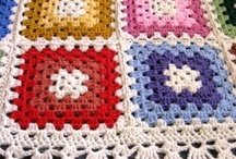 Crochet: Afghan/Blanket / by Donna Dale