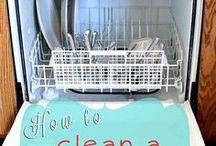 keeping it clean!! / by Tomalyn Dombrowski