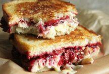 kiddos lunch/sandwiches