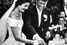 The Wedding of John and Jacqueline Kennedy / Photos from the wedding of John and Jacqueline Kennedy, September 12, 1953.