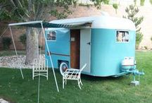 trailers/campers/glamping