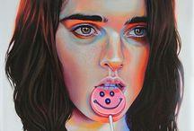 // illustrations + art