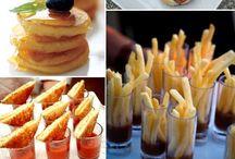 finger foods/sides/apps