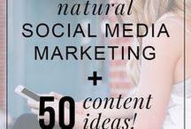social media/marketing/business stuff