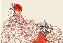 Illustrations / by Charlotte Clausen