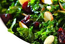 Salad Days / Salad recipes / by Sarah Null
