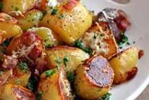 Po-Tay-Toes / Boil 'em, mash 'em, stick 'em in a stew... / by Sarah Null