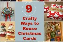 recycling cards