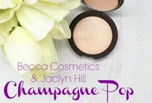 Becca Cosmetics x Jaclyn Hill Champagne Pop / Becca Cosmetics & Jaclyn Hill Champagne Pop Shimmering Skin Perfector - Swatches, Review & Comparisons
