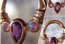 jewelry, piercing