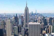 New York <3 / Travel Inspiration for New York City