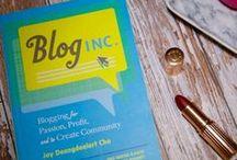 Blogging Tips - Social Media