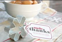 Favors Ideas / presents to make or buy to give guests and friends and other special people / by Christi Spadoni