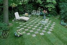 Yard Ideas / by Plaidpoppy