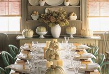 Thanksgiving Ideas / Hosting this year's Thanksgiving dinner? We've got you covered with the best Thanksgiving recipes, home decor, and ideas! #thanksgiving