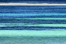 Blues blues I got the Blues! / Navy blue, sea foam green, turquoise, i just love blues.