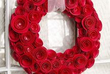 wreaths / by Katherine Corley