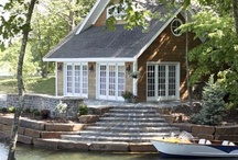 Lake Home Ideas! :D / by Kimberly Saum