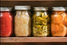 "A Little Self Reliance . .Can it, Preserve it! / Canning, storing foods, where I keep the ""goods""!"