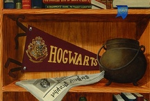 The Magical World of Harry Potter / by Jackie Toothman