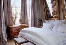 Bedrooms / by Xenia Josephine