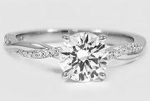If The Dress & Ring Fit.... / Diamond in white  / by Katelyn Fritzler