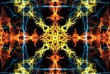 Mandalas, Geometria Sagrada e outros
