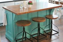 Kitchen lake house / Marble and tile ideas for kitchen at the lake house