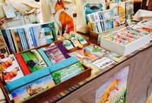 Craft Stall Display / Ideas and inspiration for craft markets and stall display! Featuring craft stalls by designer/makers, illustrators, artists and craftspeople.