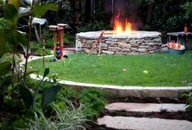 My Backyard / Ideas for my back yard / by Stacy Sudberry