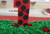 Party Ideas ~ Ideas de Fiestas / I love throwing parties! I'm always searching for inspiration here. | ¡Me encanta organizar fiestas! Siempre estoy buscando inspiración por aquí.