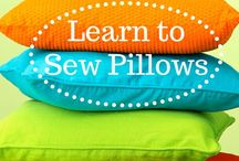 SEWING/pillows