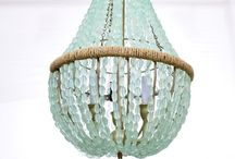 Chandeliers for Lake House