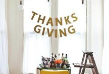 Thanksgiving / by Rebecca - Simple as That Blog