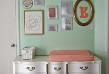 Baby + Kids Decor / Decor ideas for kids and babies.