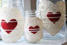 Valentine's Day / Valentine's Day craft ideas, traditions, recipes. All things LOVE-ly.