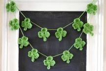 St. Patrick's Day / DIY, recipe and craft inspiration for St. Patrick's Day!