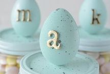 Easter / All things Easter - crafts, DIY's, recipes, printables, traditions. / by Rebecca - Simple as That Blog
