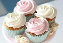 cupcakes...  / A collection of beautiful, tasty and unusual cupcakes... because I just LOVE cupcakes! x
